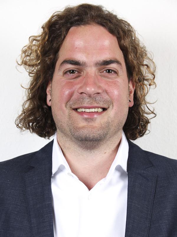 Dario Würgler - Geschäftsführer