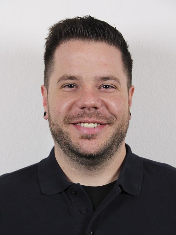 Marco Piva - Leiter technischer Kundendienst