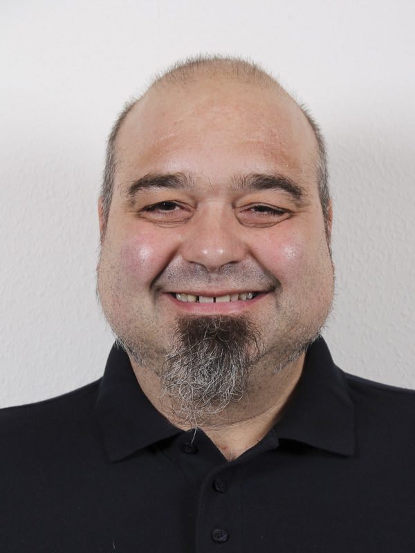 Adriano Paschina - Servicetechniker