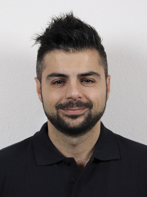 Luca Antonelli - Stv. Chefmonteur Elektroinstallationen Lehrlingsbetreuung